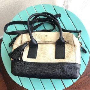 Kate Spade Leather Satchel Crossbody Bag